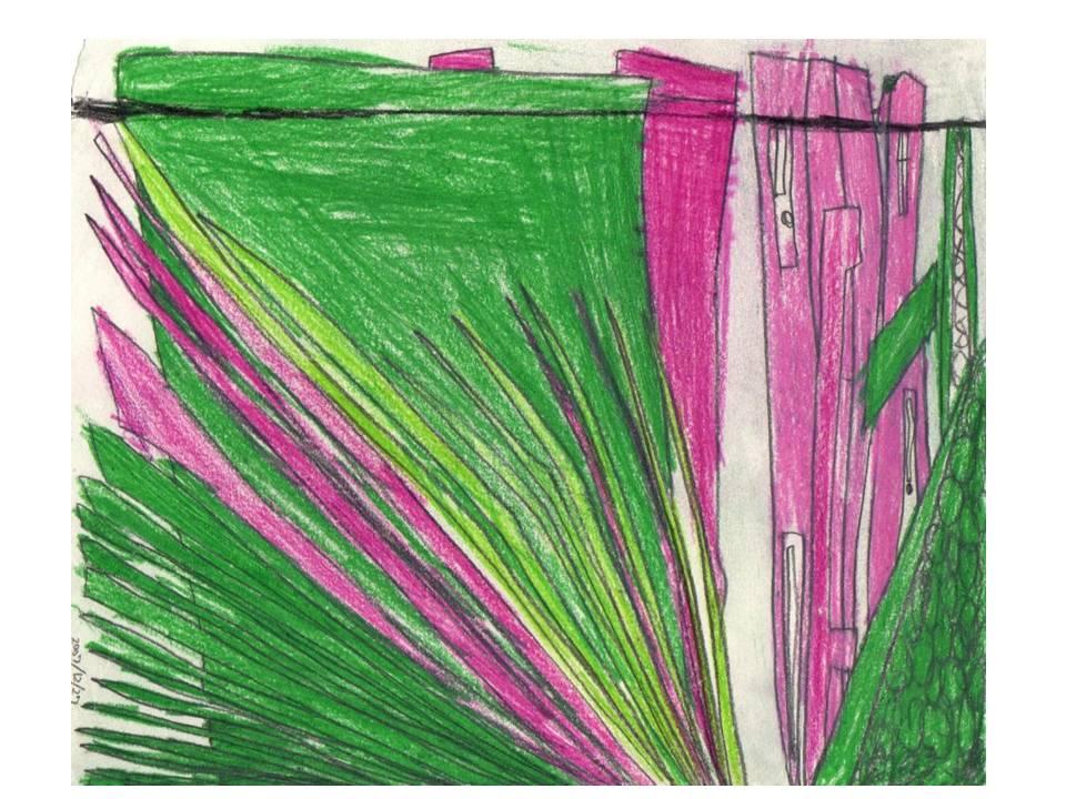 緑とピンクの世界(2007)